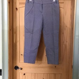Ladies Cropped Trousers